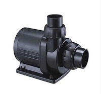Available without skimmer pump